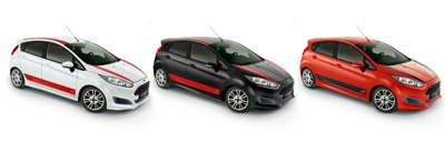Ford представил Fiesta Hot Hatch Edition