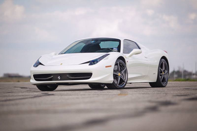 Ferrari 458 Italia HPE700 от Hennessey Performance