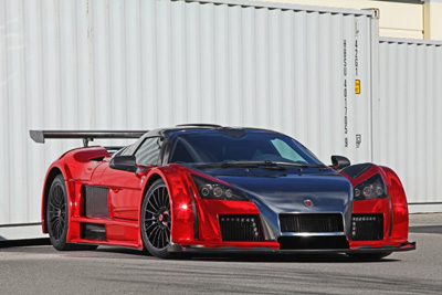 Gumpert Apollo S Ironcar от 2M Designs
